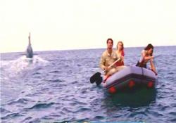 潜水艦を後にして・・
