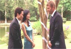 ジンとサンの結婚式に現れて、祝辞を述べるジェイコブ