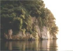伝説の断崖