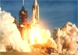 スペースシャトル、打ち上げ