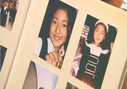 香苗の幼い頃の写真