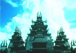 天下の大坂城