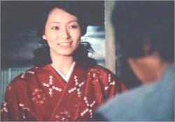 お前も金田一さん、お見送りに行くの