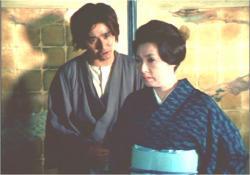 珠世さんの母親は、佐兵衛翁と野々宮晴世さんとの間に出来た子供だったんです