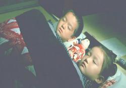 米川が金沢に残した子供たち