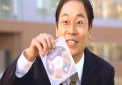 こないだの試合の写真、CDに焼いたんで