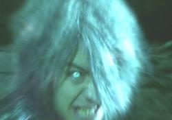 鬼太郎の目が光る!