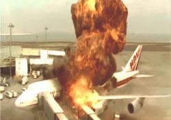 本格的な空港テロ