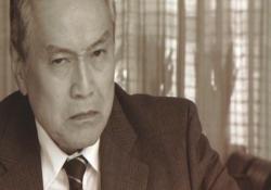 蝶野の祖父、伝説の刑事・チョーさん