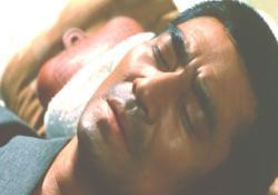 薫の懸命の看護により意識を戻した宮城大尉