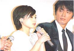 第二章舞台挨拶、平愛梨泣く前スピーチ