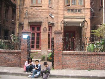 2008年3月広州東山口 Cafe Amor2