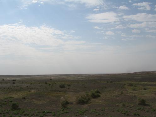 ジュンガル盆地-2