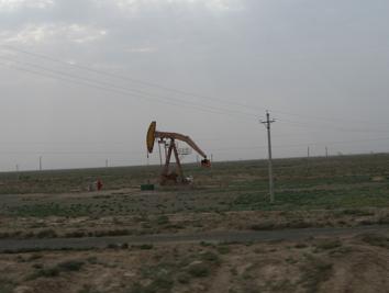 ジュンガル盆地 油田
