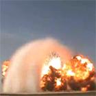 100トンの爆弾を爆発させてみる