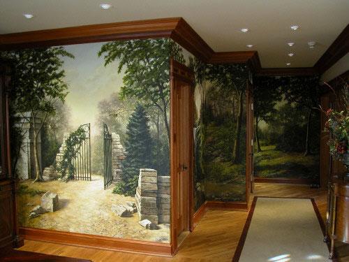 3D壁画07