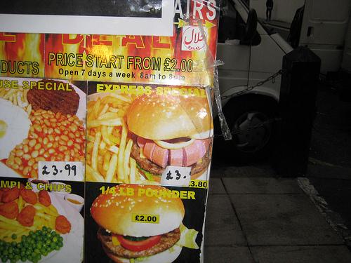 Hotdog Hamburger