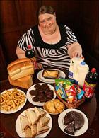 体重210kgの少女