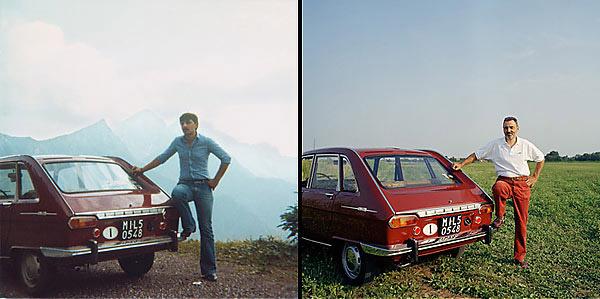 20年前と今の愛車と運転手01