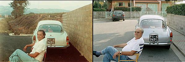 20年前と今の愛車と運転手02