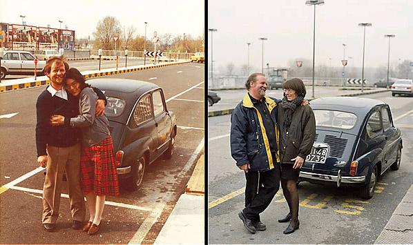 20年前と今の愛車と運転手06
