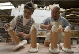ペニス陶磁器職人