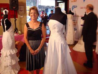 トイレットペーパーウェディングドレス