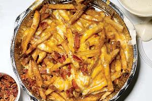 アメリカの不健康な食べ物