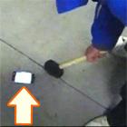 iPhoneを徹底的に破壊