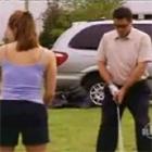 いちいちエロいゴルフコーチ