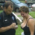 警察官の面白画像