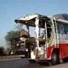 剥き出しバス