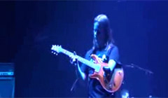片腕のギタリスト