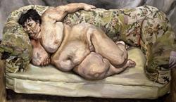 ヌード肖像画