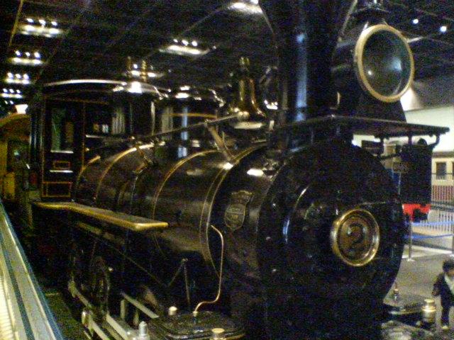 鉄道博物館9