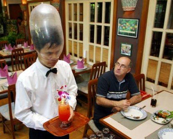 世界の変なレストラン07
