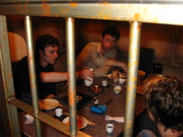 世界の変なレストラン11
