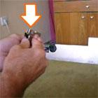 手の平サイズの銃