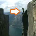 綱渡り世界記録