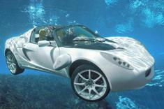 水中に潜れる車