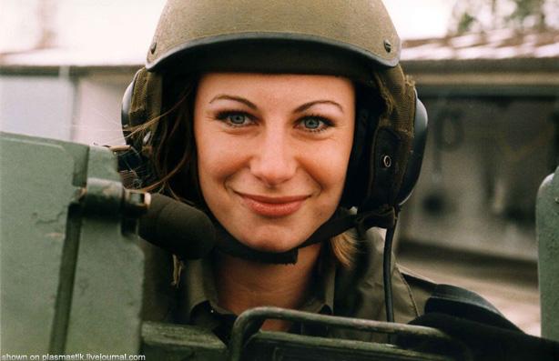 ドイツの女性兵士