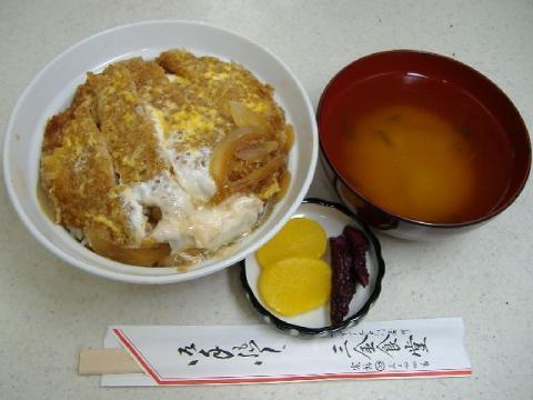 三金食堂・かつ丼