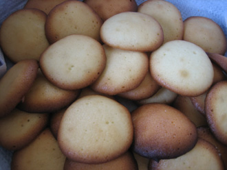 卵白クッキー