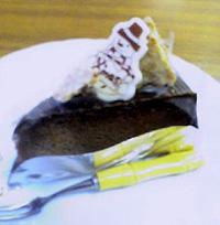 六花亭のケーキ