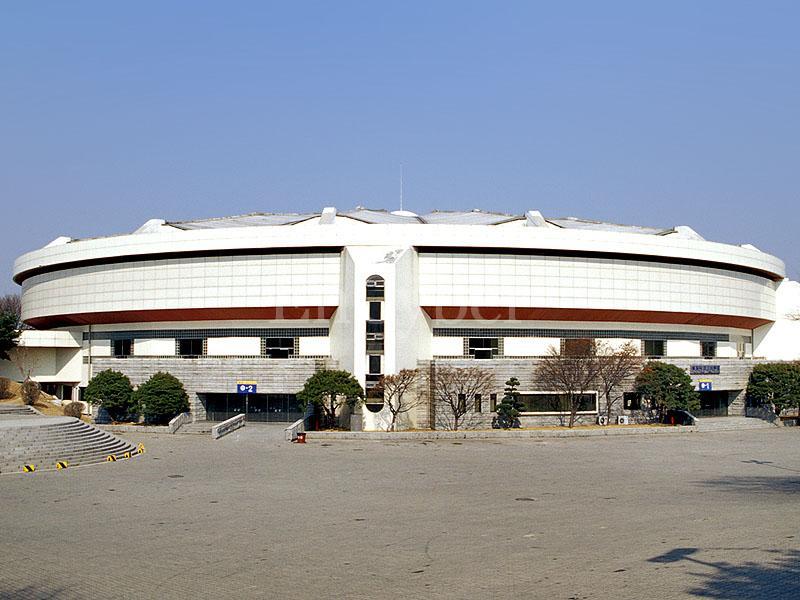 オリンピックフェンシング競技場
