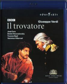 Blu-ray Il trovatore -1