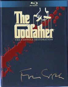 Blu-ray The Godfather Box -1