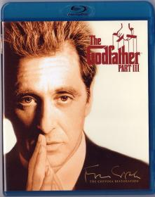 Blu-ray The Godfather Part 3 -1
