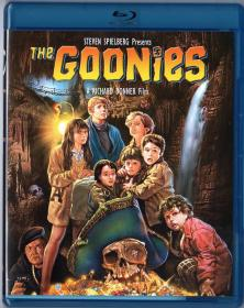 Blu-ray THE GOONIES -1
