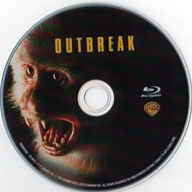 Blu-ray OUTBREAK Disc
